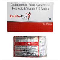 Ferrous Ascorbate Folic Acid