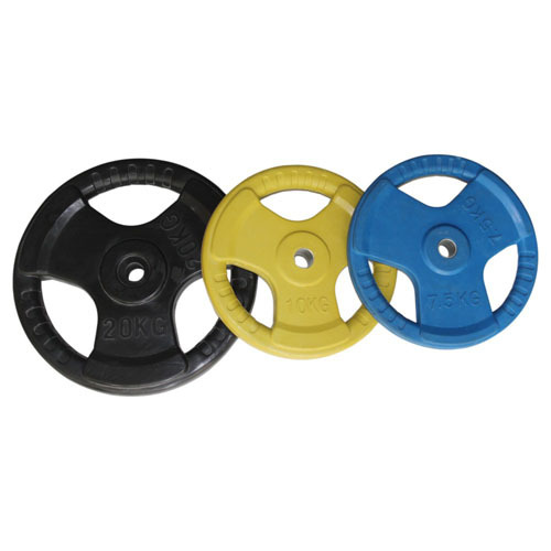 Weight Plates Coloured - Steering Pattern