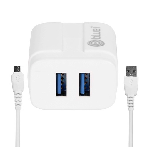TC-02 Energy 2.4  AMP Mobile bluei  Charger With Cable