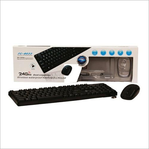 Bluei Wireless Keyboard Mouse Combo