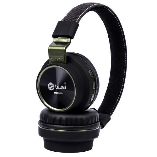 Massive Wireless Stereo  Bluei Headphones