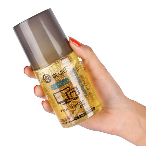 Bluei Liquid Spray 200ml Cleaning Gel with Cloth