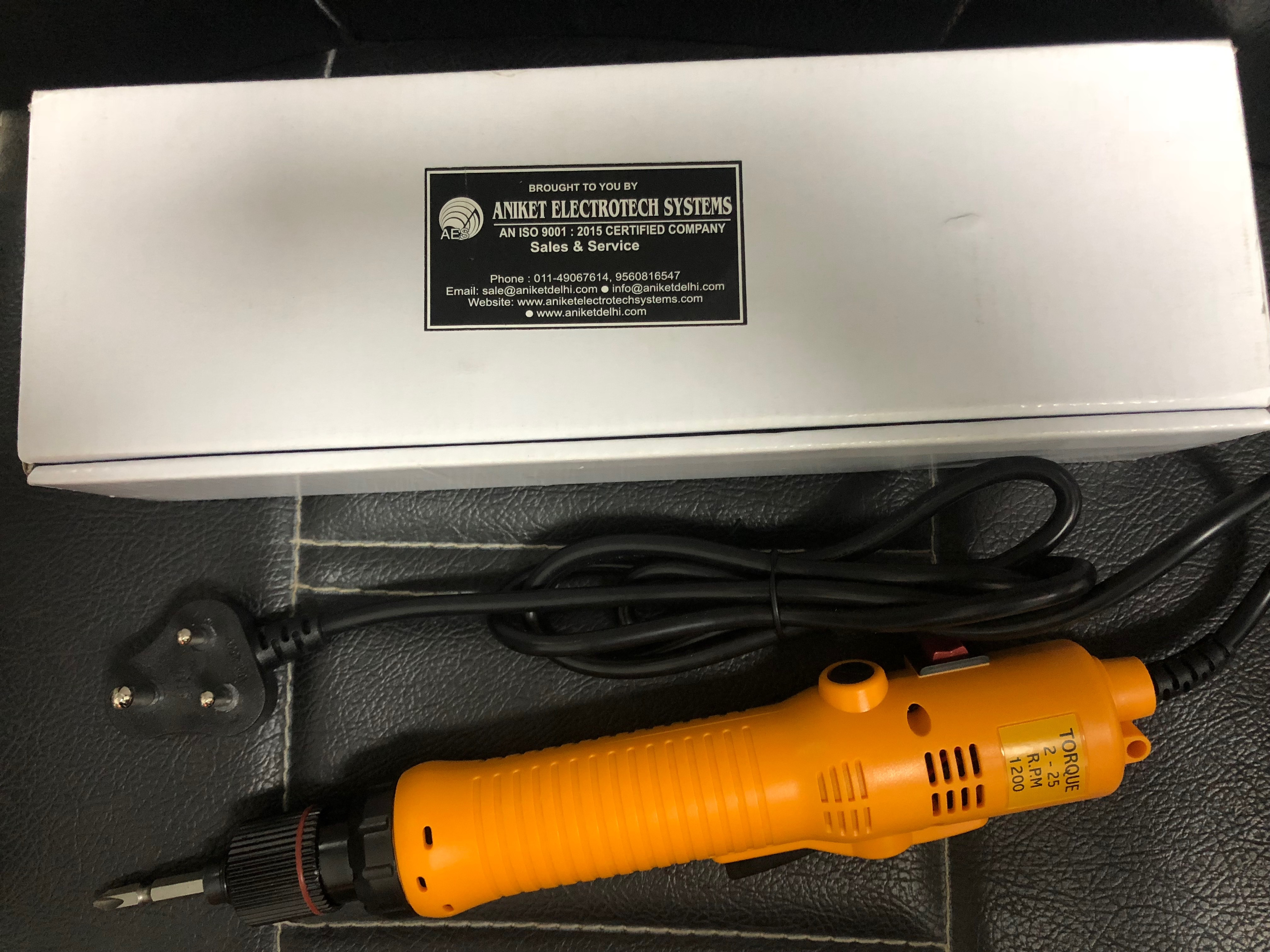 Electric Screwdrivers Kilews