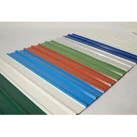 Color Coated Roofing Sheet