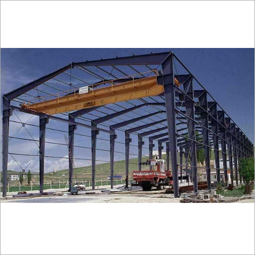 Industrial PEB Shed