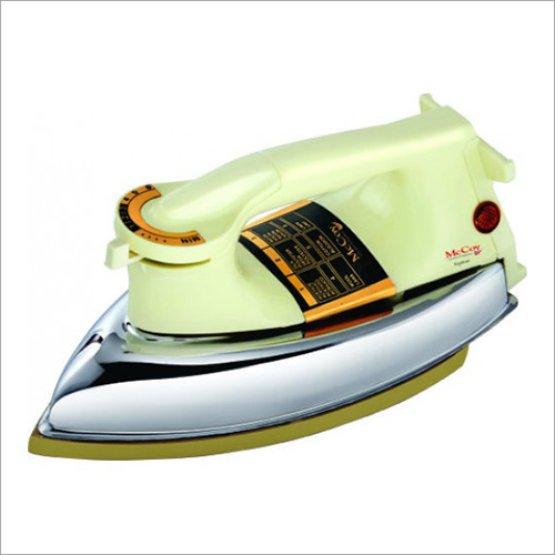 Electric Heavy Weight Iron