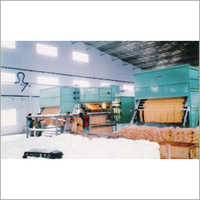 Conveyor Type Continuous Hank Yarn Pole Dryer Machine