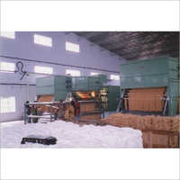 Continuous Coir Dryer