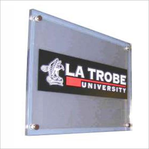 Acrylic LED Display Signage