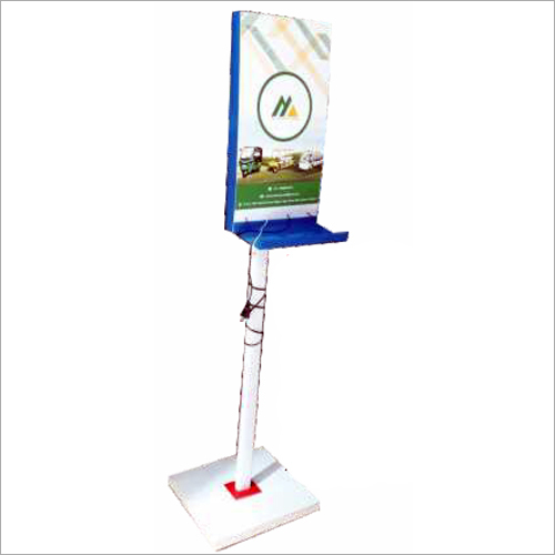 Mobile Charging Floor Mounted Charging Station