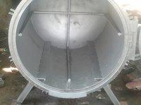 Canning Retort Horizontal Type
