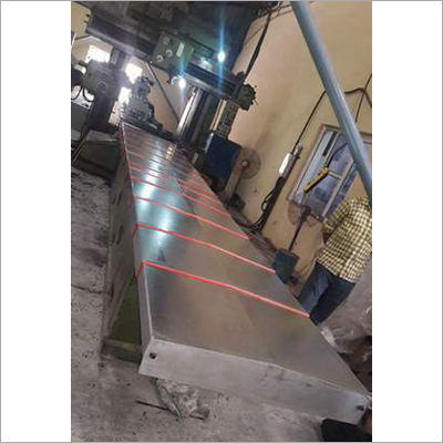 CNC Machine Slide Safety Cover