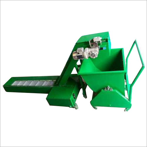 Chip Conveyor Machine