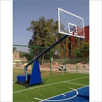 Basketball Post Movable - ECO