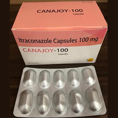 Canajoy-100 Capsules
