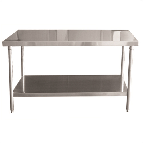 Stainless Steel Rectangular Table