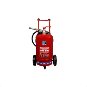 ABC Trolley Mounted Extingusher