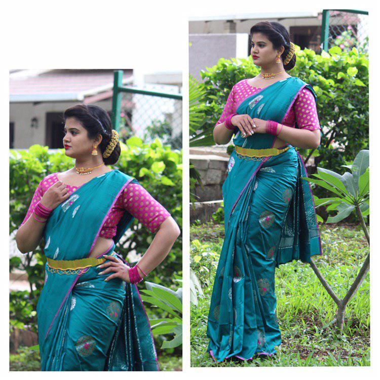 Paithani silk sarees