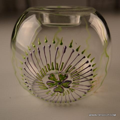 Clear Glass Fish Bowl