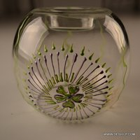 Clear Glass Fish Bowl