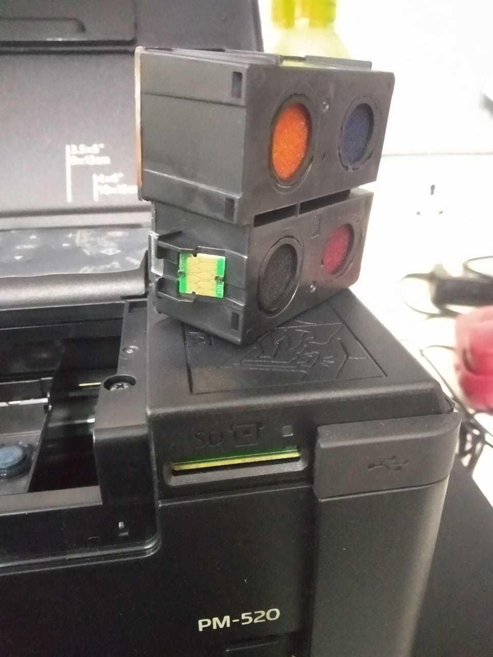 Formujet Epson PM 520 - T372 Cartridge