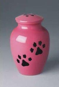 Pet Cremation Urn-Pink