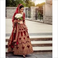 Wedding Bridal Lehenga