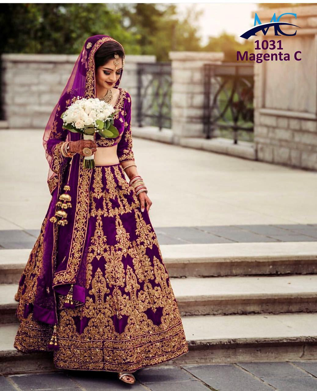 Embroidered  Party Wear Lehenga Collection Embroidered  Party Wear Lehenga Collection