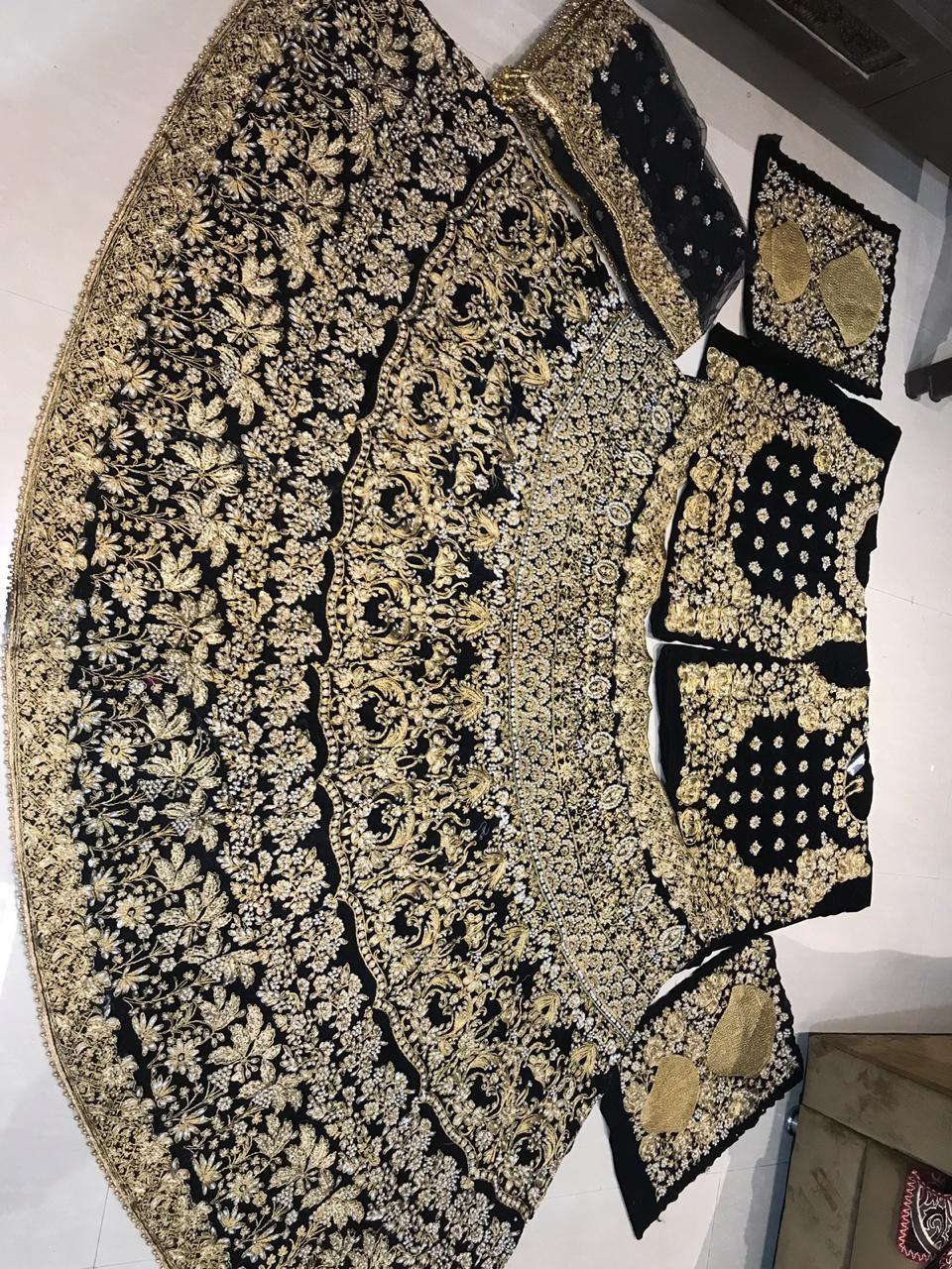 Maroon Color Heavy Embroidery Lehenga Choli
