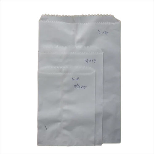 White plain paper grocery covers (FP)