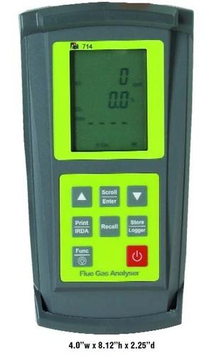 Flue gas analyser TPI-714