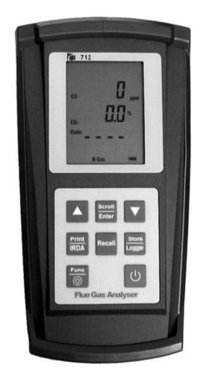 Flue gas analysers TPI-712 Manual
