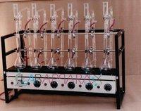Kjeldhal Distillation Unit (laboratory Glassware)