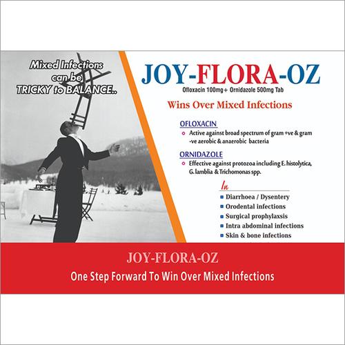 Joy-Flora-OZ Pharmaceutical Tablets