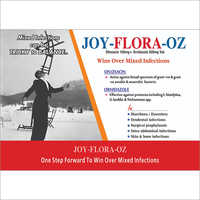Joy-Flora-OZ Pharmaceutical Tablets