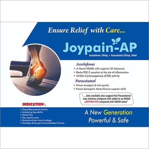 Joypain-AP Pharmaceutical Tablets