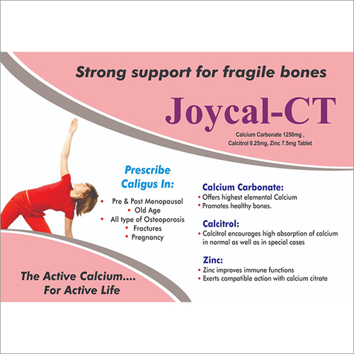Joycal-CT 1250mg Tablets