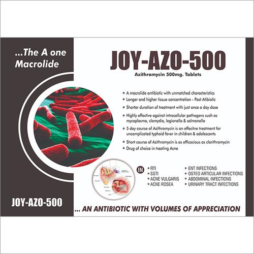 Joy-AZO-500mg Tablets