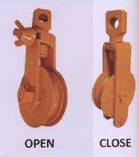 Single Sheave Open & Close Pulley (5 Ton)