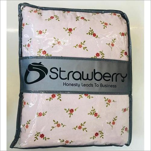 Strawberry Single Dohar Set