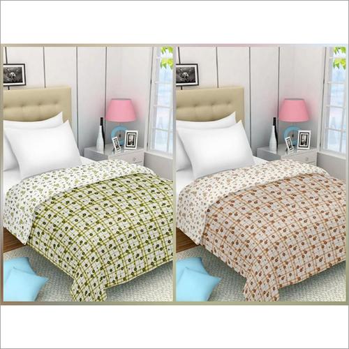Single Bed Printed Dohar Set