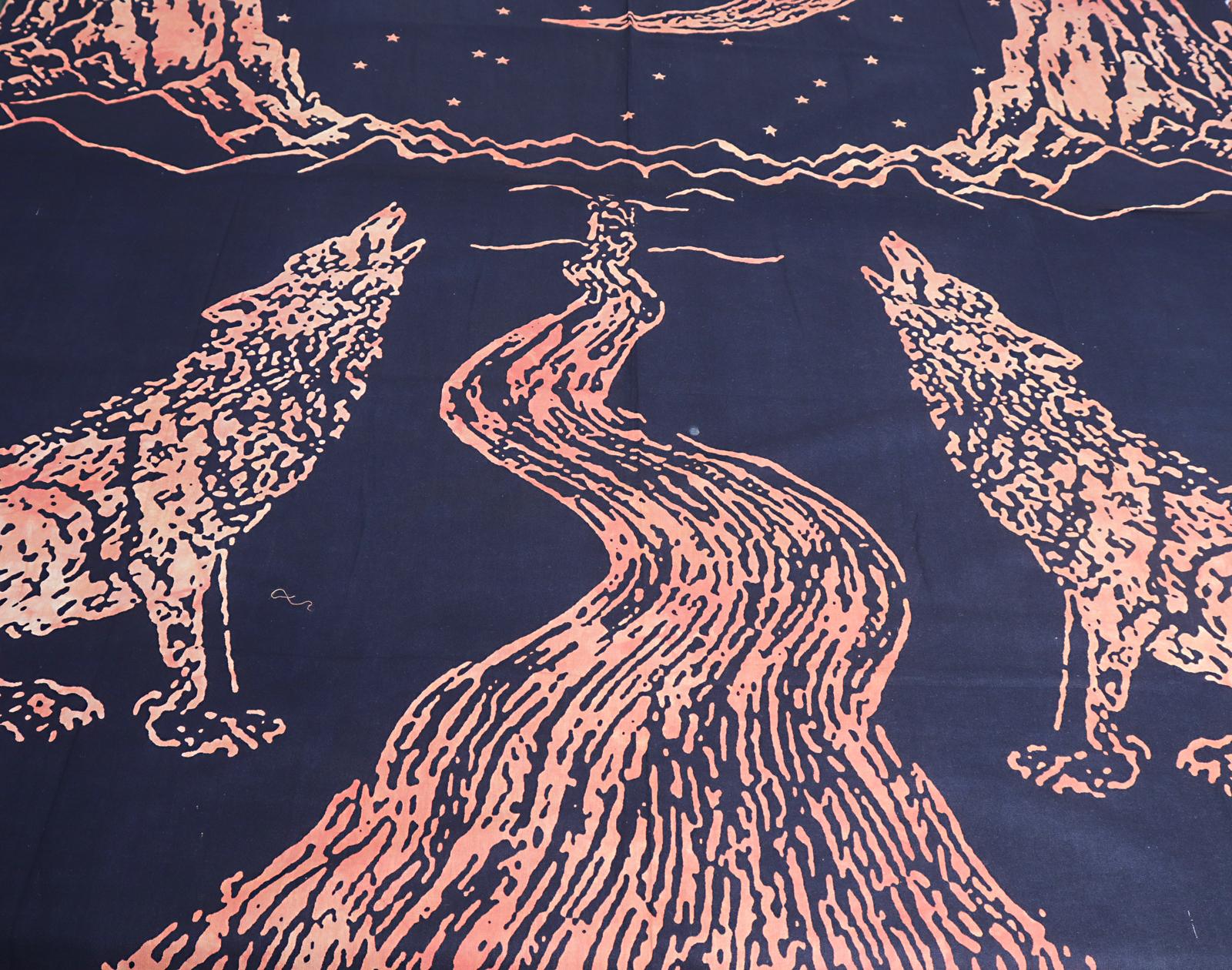 Mandala Tapestry Bedsheet