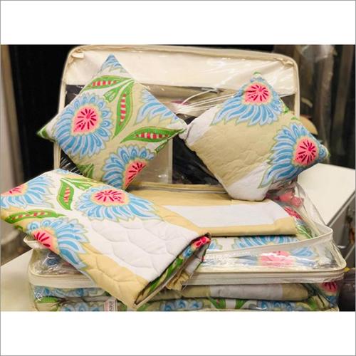 Printed Jute Cushions