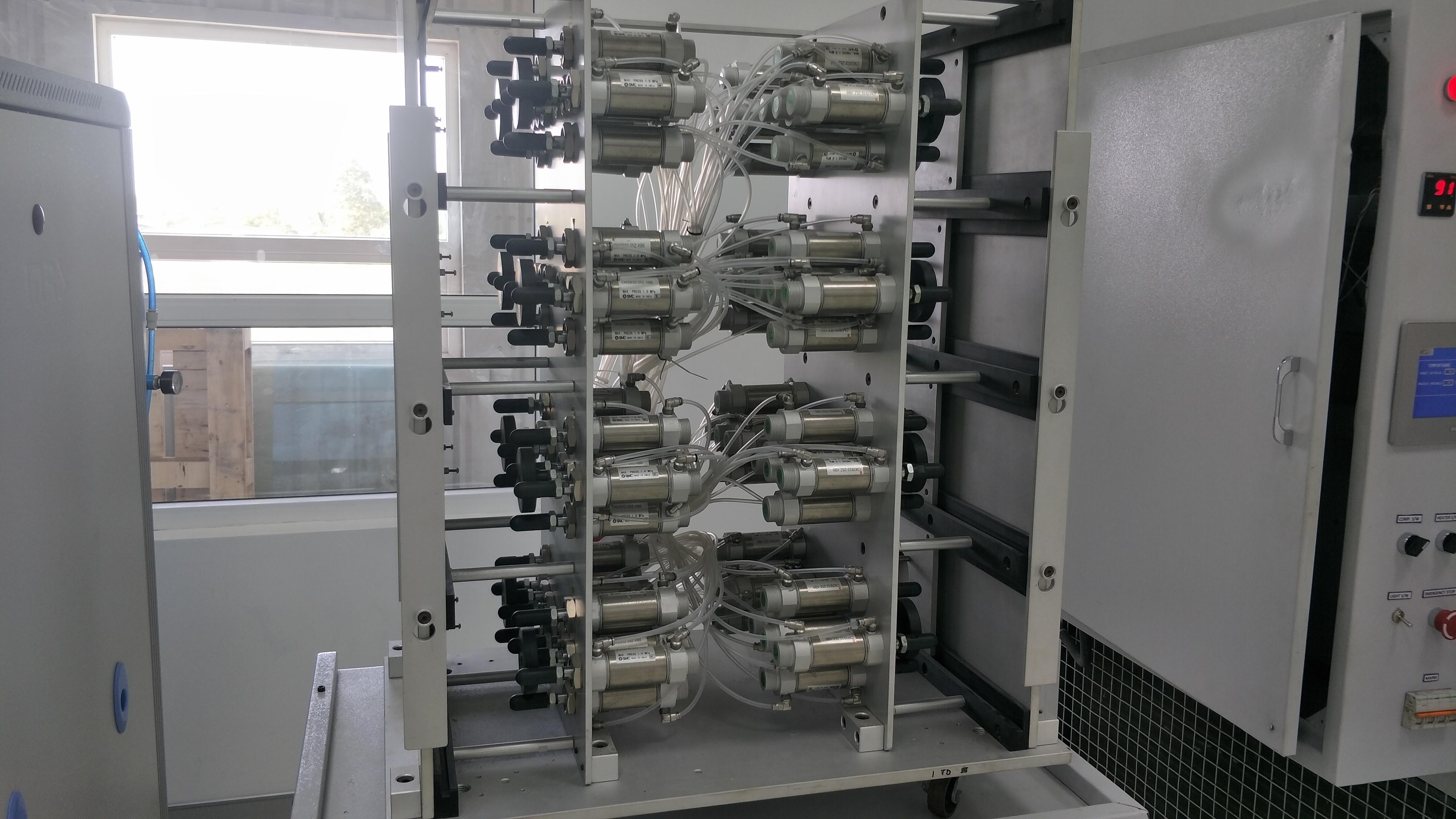 Actuator Manual Durability Tester