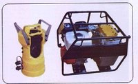 Motorized Hydraulic Compressor Machine