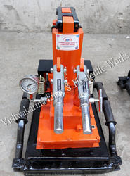 Jointing ACSR Hydraulic Compressor Machine