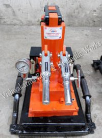 Hydraulic Compressors Machine