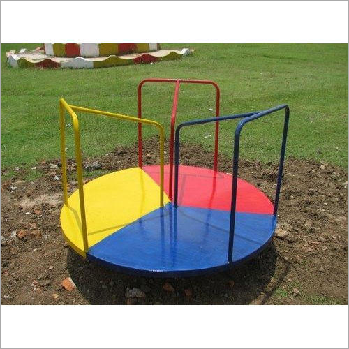 Kids Merry Go Round Platform