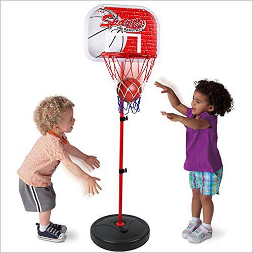 Play School Junior Basketball Pole