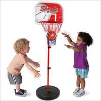 Play School Junior Basketball Pole